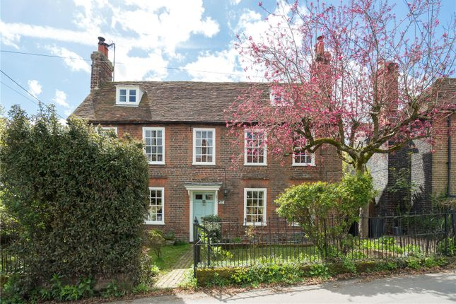 Thumbnail Detached house for sale in Railway Hill, Barham, Canterbury, Kent
