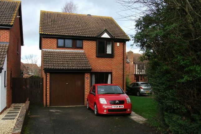 Thumbnail Detached house to rent in Cromwell Drive, Didcot
