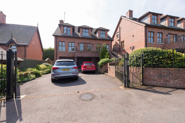 Thumbnail Detached house for sale in Bangor Road, Craigavad, Holywood