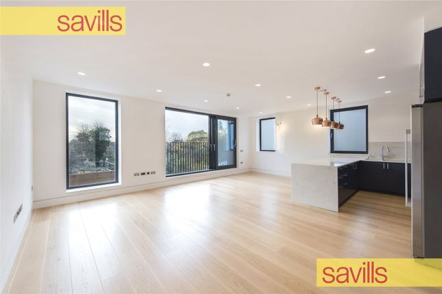 Thumbnail Flat to rent in Elm Avenue, Ealing Common, London