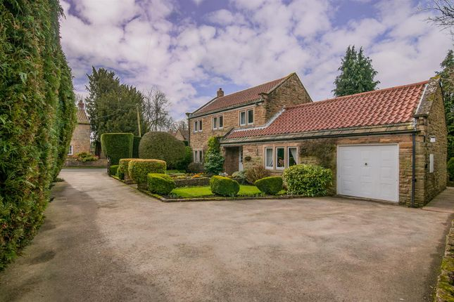 4 bed detached house for sale in Hooton Pagnell, Doncaster DN5