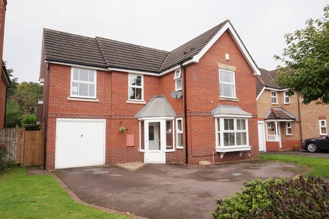 Thumbnail Detached house for sale in Glentworth, Walmley, Sutton Coldfield