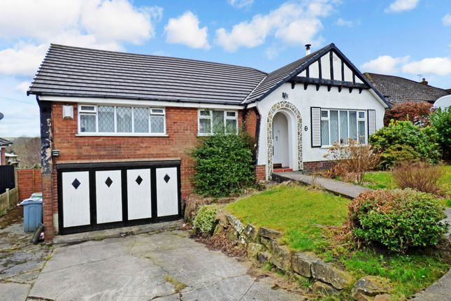 3 bed bungalow for sale in The Ridgeway, Disley, Stockport SK12