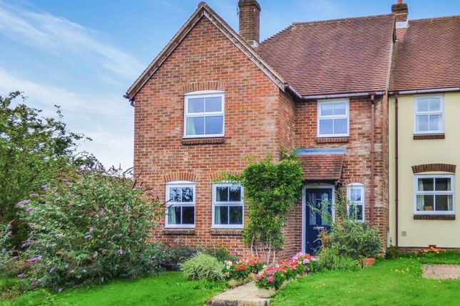 Thumbnail Terraced house for sale in Olivers Hill, Cherhill, Calne