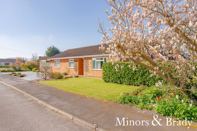 3 bed detached bungalow for sale in Riverview Drive, Upton, Norwich NR13