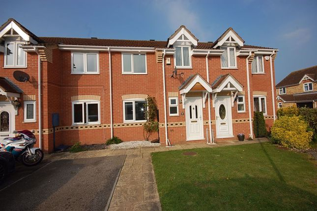 Thumbnail Terraced house to rent in Chestnut Close, Metheringham, Lincoln