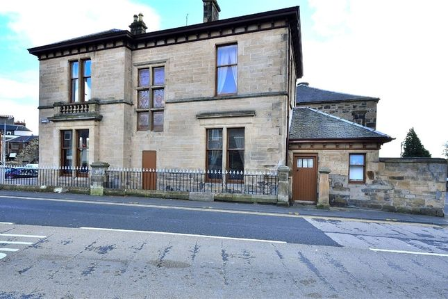 Thumbnail End terrace house for sale in 1 Aitken Street, Dalry, North Ayrshire
