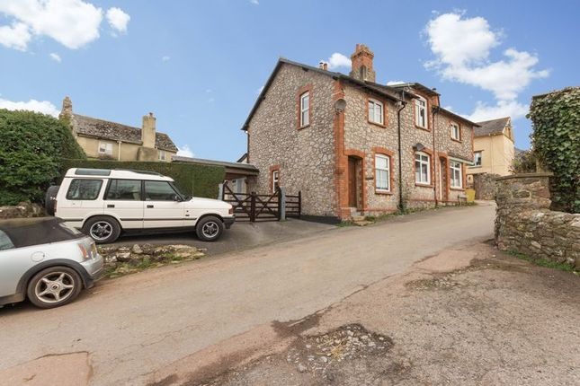 Thumbnail Semi-detached house for sale in Haldon Cottage, Ideford, Newton Abbot