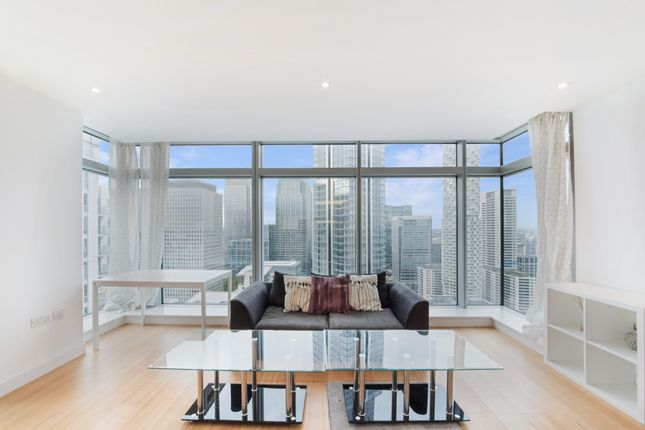 Thumbnail Flat for sale in 3 Pan Peninsula Square, Canary Wharf, London