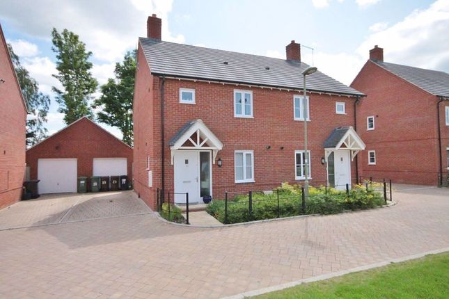 Thumbnail Property to rent in The Avenue, Didcot