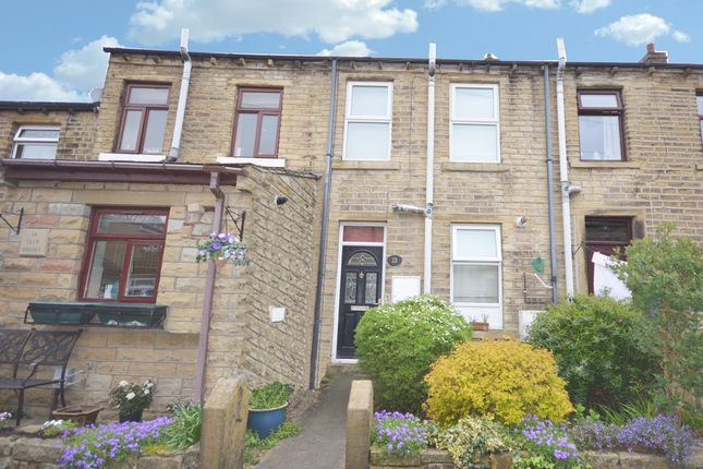 Thumbnail Terraced house for sale in Club Houses, Armitage Bridge, Huddersfield
