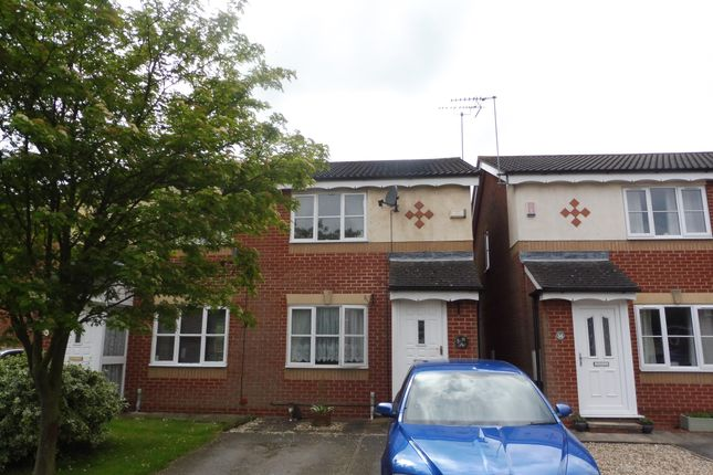 Thumbnail End terrace house to rent in Holgate Close, Beverley, East Yorkshire
