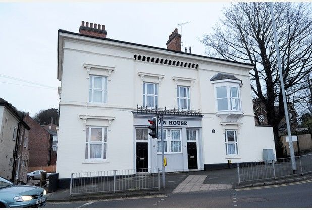 Thumbnail Flat to rent in Swan House, Burton Upon Trent