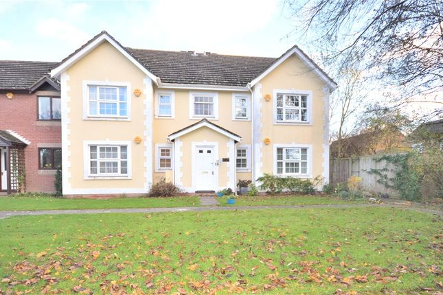Thumbnail Flat for sale in Olivers Close, Bramley, Tadley