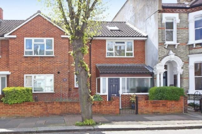 Thumbnail Terraced house for sale in Fontarabia Road, London