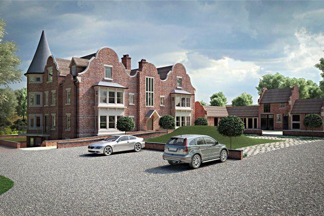 Thumbnail Flat for sale in Hillside Manor, Brookshill, Harrow Weald, Middlesex