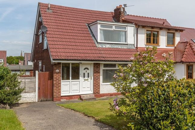 3 bed semi-detached house for sale in Holmes House Avenue, Winstanley, Wigan