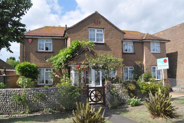 Thumbnail Detached house for sale in Richmond Road, Pevensey Bay, Pevensey