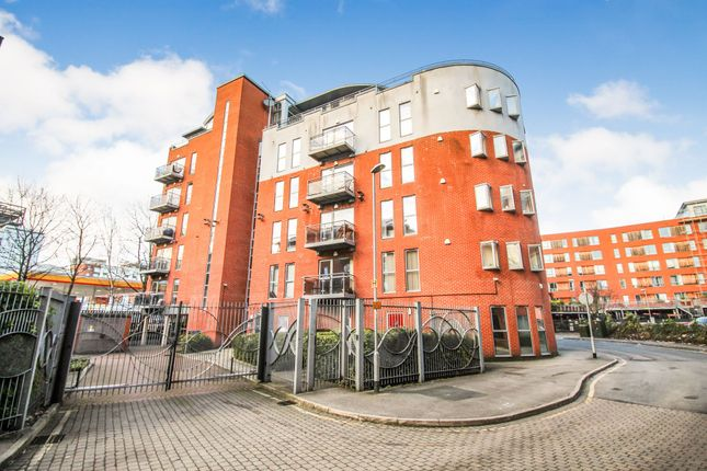Thumbnail Flat for sale in Millwright Street, Leeds