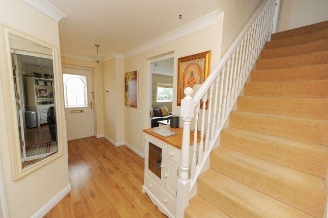 Hallway of Holme Park Avenue, Newbold, Chesterfield S41