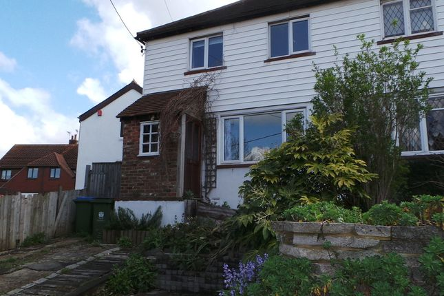 Thumbnail Cottage to rent in Drift Road, Wallington, Fareham