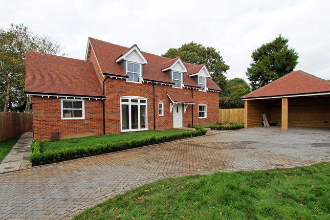 Thumbnail Detached house for sale in Wallington Shore Road, Wallington, Fareham