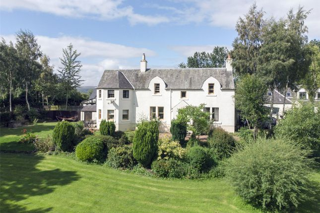 Thumbnail Detached house for sale in Netherton Farmhouse, Carse Of Lecropt Road, Bridge Of Allan
