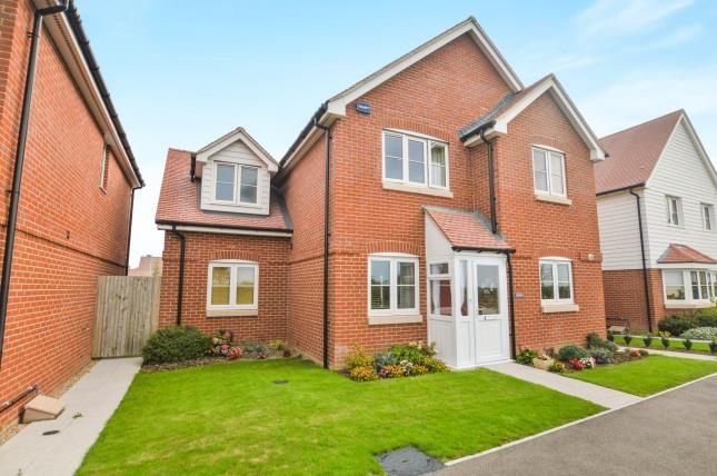 Thumbnail Detached house for sale in Church Lane, New Romney, Romney Marsh, Kent