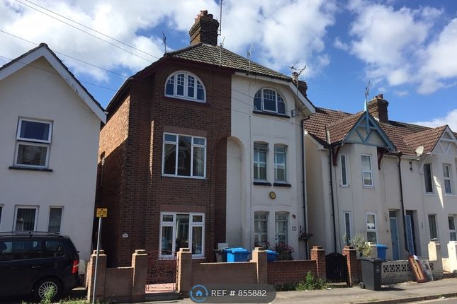 Thumbnail Semi-detached house to rent in Emerson Road, Poole