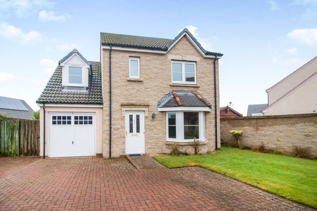 Thumbnail Detached house for sale in Bertram Dickson Place, Errol, Perth, Perth And Kinross