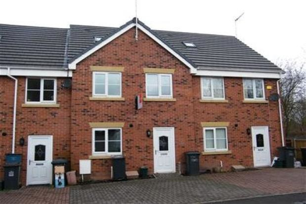 Thumbnail Property to rent in Jason Street, Newcastle-Under-Lyme