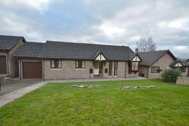 Thumbnail Detached bungalow for sale in Rimington Way, Penrith