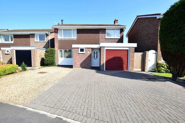 Thumbnail Detached house for sale in Clifton Green, Clifton, Preston