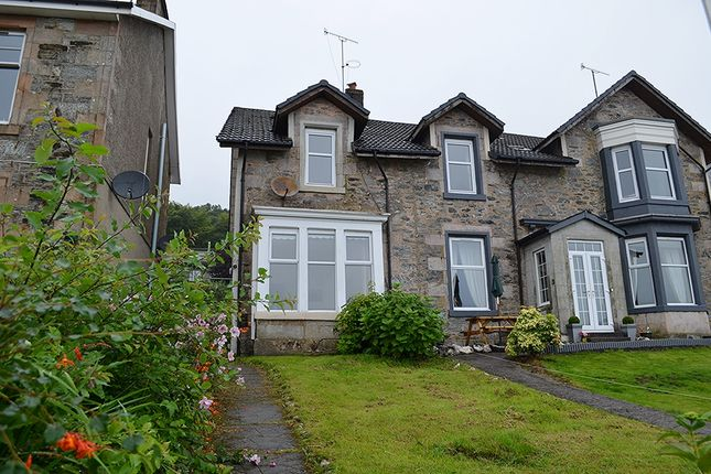 Thumbnail Semi-detached house for sale in Shore Road, Tighnabruaich, Argyll And Bute