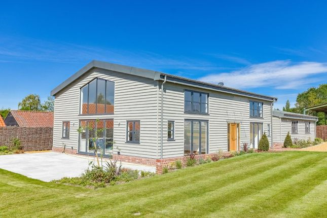 Thumbnail Barn conversion for sale in Chalk End, Roxwell, Chelmsford