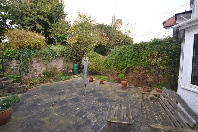 Rear Courtyard of The Lawn, Budleigh Salterton, Devon EX9