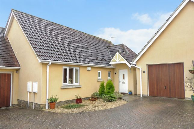 Thumbnail Detached bungalow for sale in Stratton Place, Longwell Green, Bristol