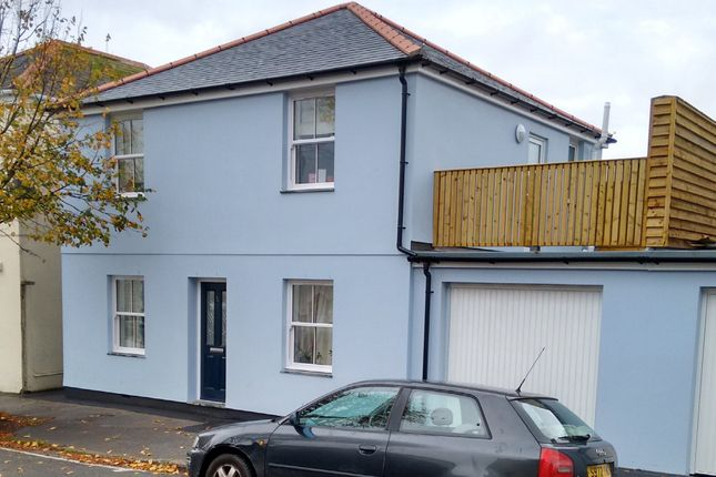 Thumbnail Detached house to rent in Clifton Place, Falmouth