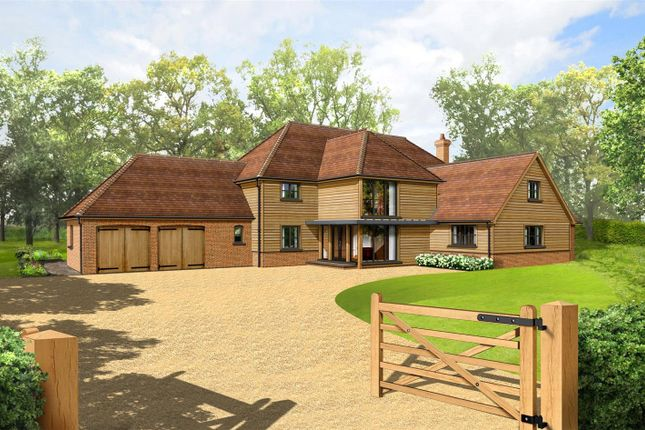 Thumbnail Land for sale in Silchester Road, Little London, Tadley