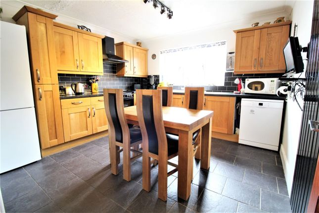 Kitchen/Diner of County Road, Leeswood CH7