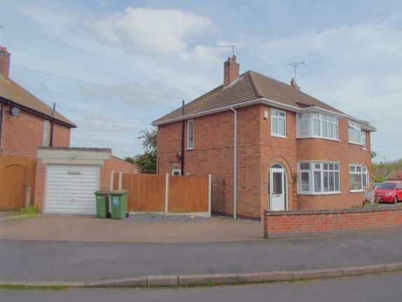 3 bed semi-detached house for sale in Armson Avenue, Kirby Muxloe, Leicester, Leicestershire