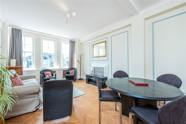 Thumbnail Flat to rent in Queens Court, London