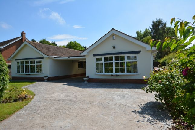 Thumbnail Detached bungalow for sale in Halloughton Road, Southwell