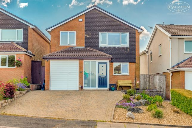 Thumbnail Detached house for sale in St. Leonards Avenue, Lostock, Bolton