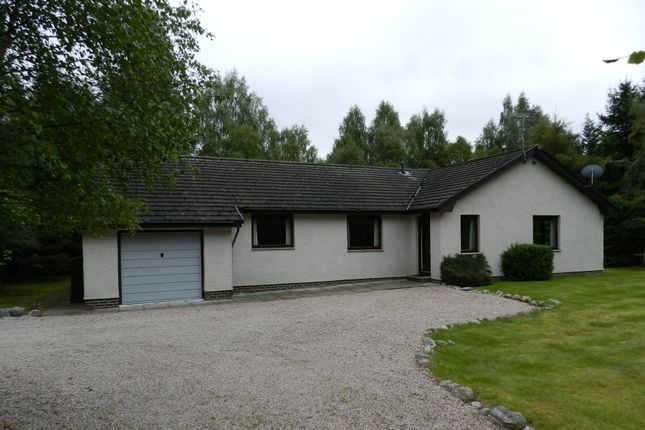 3 bed detached bungalow for sale in Dunachton Road, Kincraig PH22