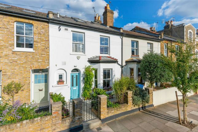 Thumbnail Terraced house for sale in Priory Road, Bedford Park Borders, Chiswick, London
