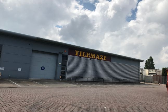 Thumbnail Industrial for sale in Bentley Mill Way, Walsall