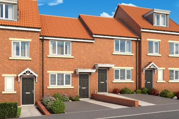 """Thumbnail Property for sale in """"The Cedar At Hampton Green"""" at St. Marys Terrace, Coxhoe, Durham"""
