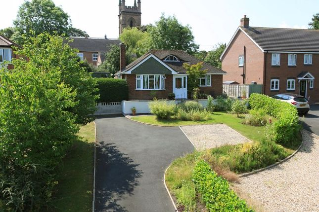 2 bed bungalow for sale in High Street, Wellington, Telford TF1