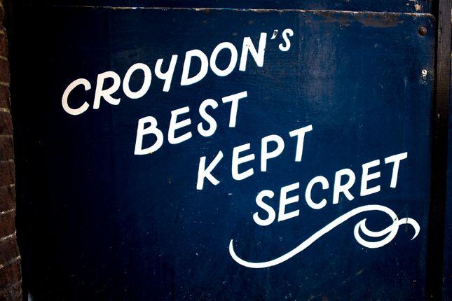 Croydon of Addiscombe Grove, Croydon CR0
